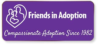 Friends in Adoption logo