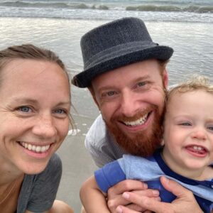 Family vacation in Bonnet Shores, RI