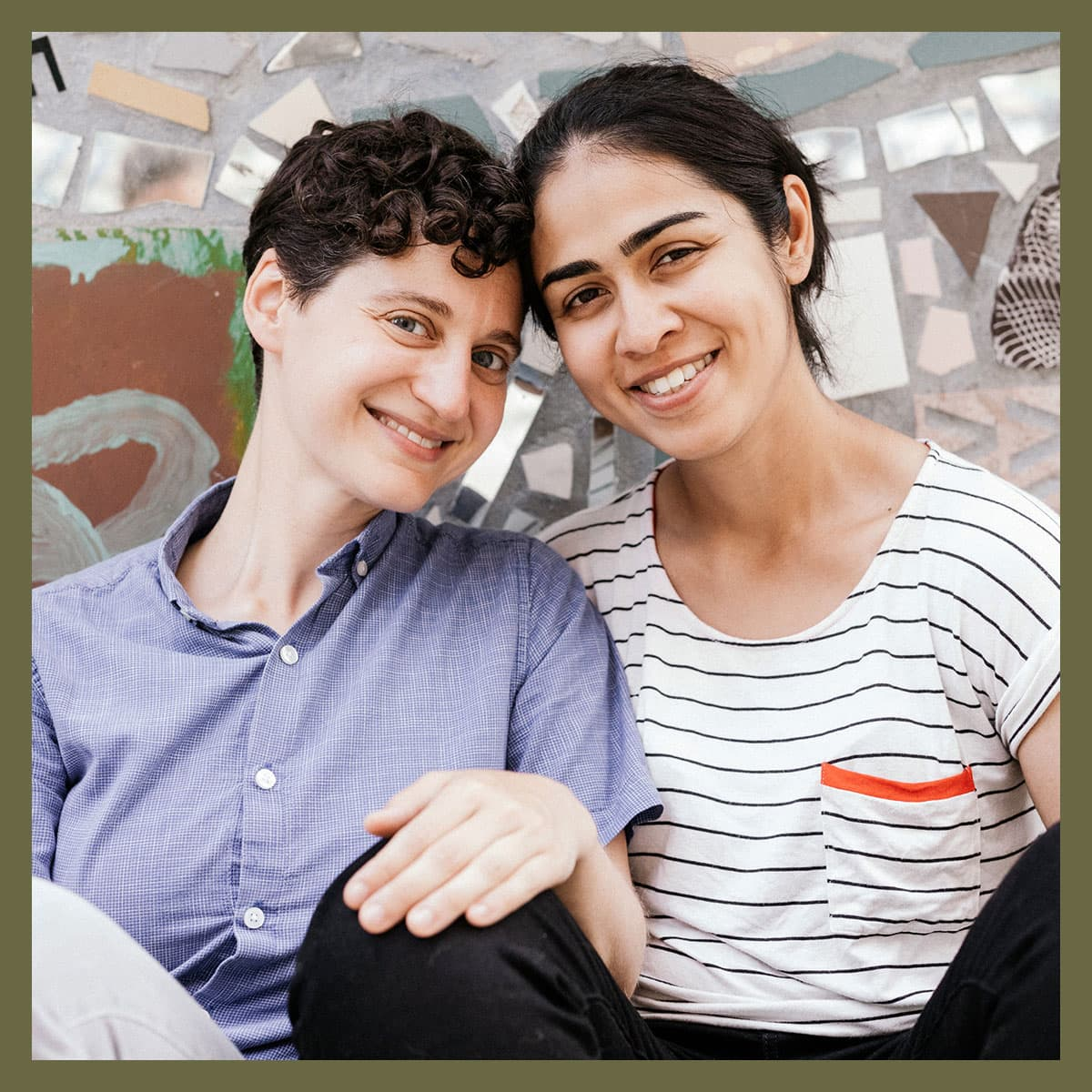 Beth and Neeta are Looking to Adopt a Baby