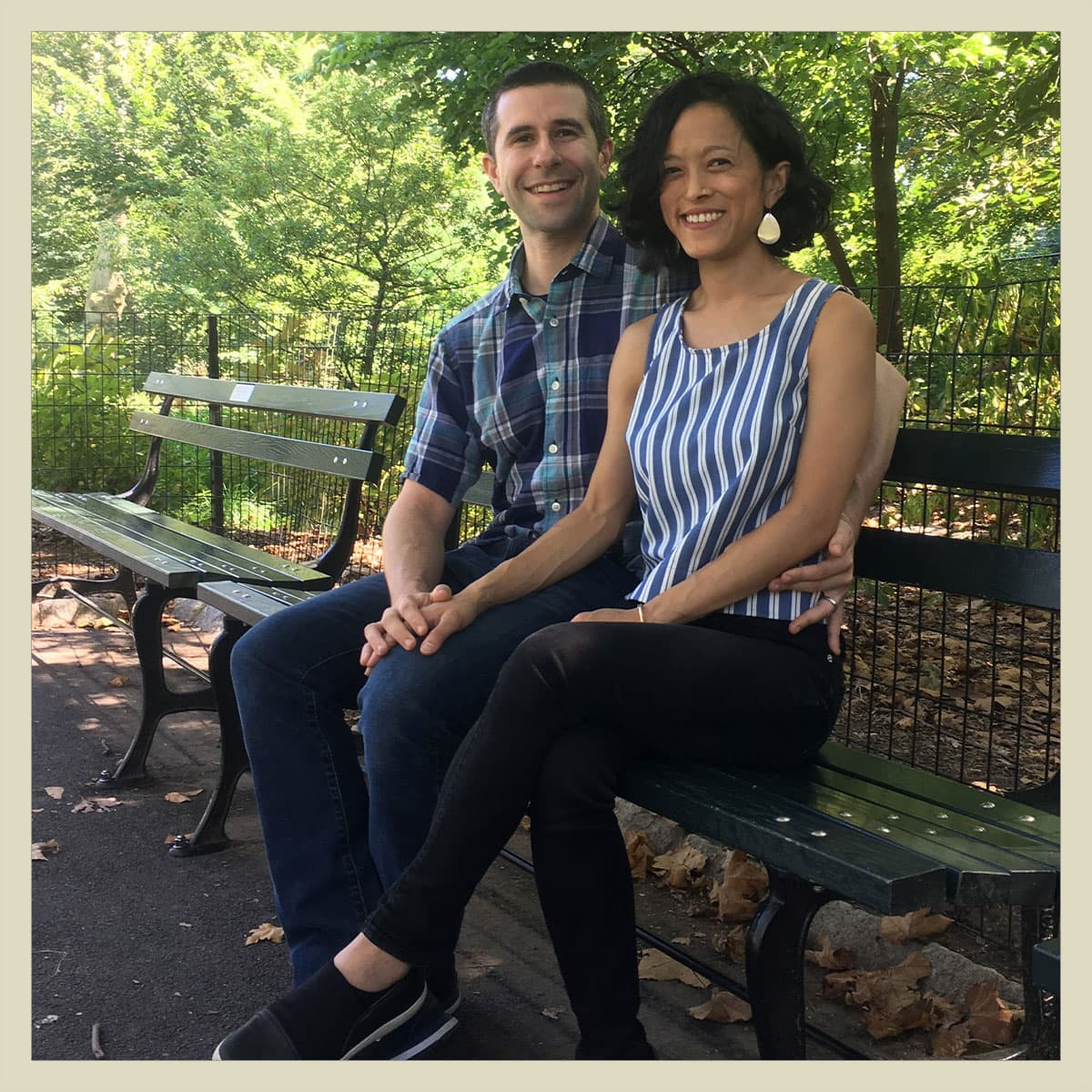 Andrew and Tiana are Looking to Adopt a Baby